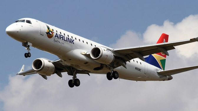 Airlink launches flights between Johannesburg and Livingstone