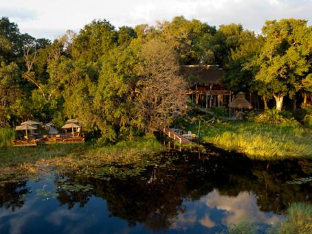 Extensive rebuild scheduled for Jao Camp in the Okavango Delta