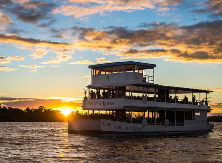 The African Queen will be offering full moon dinner cruise options