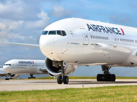 Air France plans to increase flights between Paris and Johannesburg
