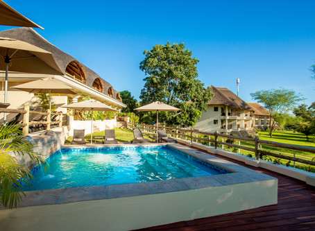 Ilala Lodge, Victoria Falls, announces new pool and lounge