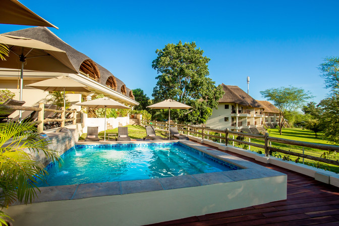Ilala Lodge, Victoria Falls, announces new pool and lounge