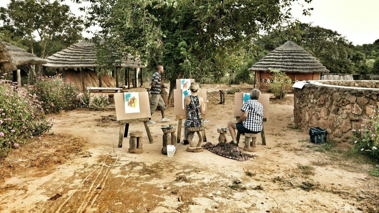 Village Art Safari