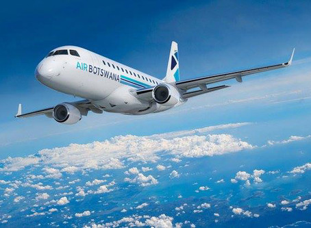Air Botswana will resume flights to Harare and Lusaka