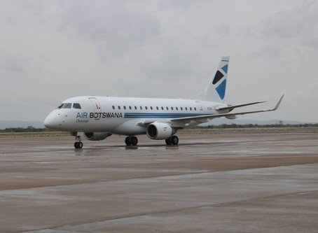 Air Botswana continues direct flights between Cape Town and Gaborone