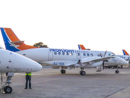 Proflight suspends Lusaka-Harare flights
