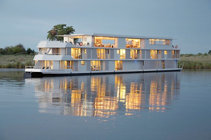 Pay less, stay more special on the luxurious Zambezi Queen