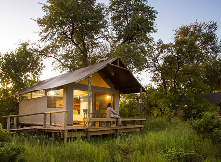 Natural Selection acquires a camp in the Okavango