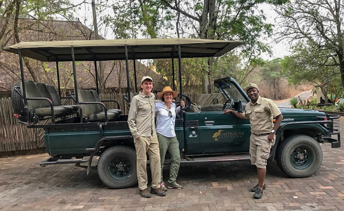 Bushtracks Best: Walter Aaron, Botswana Guide