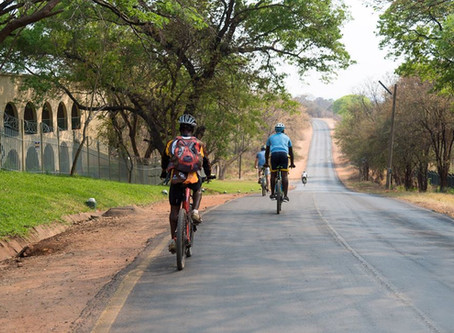 Bicycle Tours available in Victoria Falls, Zimbabwe