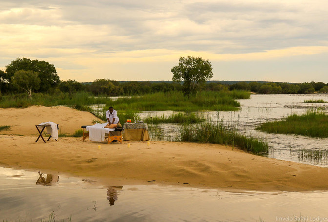 Pop-Up Spa launches in Victoria Falls, Zimbabwe