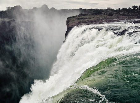 Zambia to increase water flow over Victoria Falls
