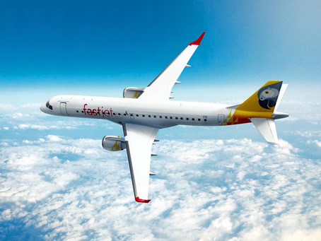 FastJet increases Victoria Falls-Johannesburg frequency