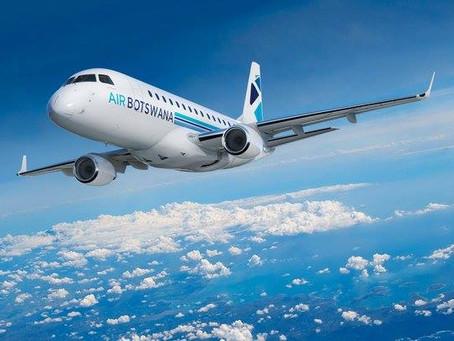 Air Botswana will resume flights to Harare and Lusaka