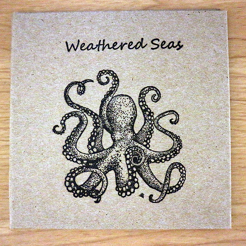 Weathered Seas (physical copy)