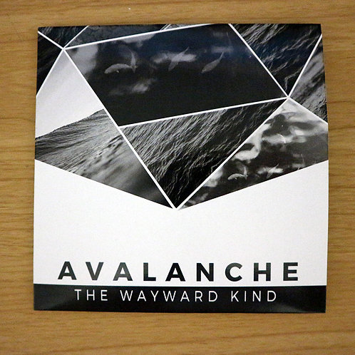 Avalanche - EP (physical copy)