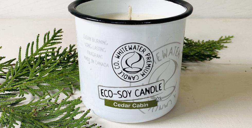 Whitewater Premium Candle 9oz Jar