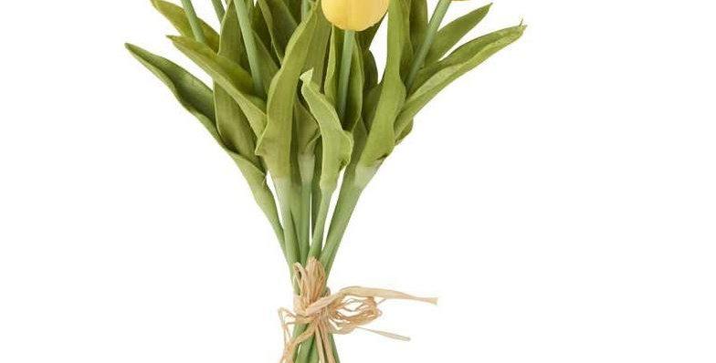 Tulip Bunch - Yellow