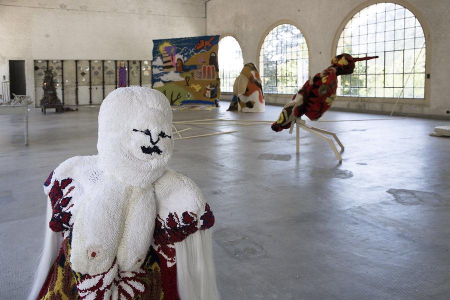 Centrale Fies art work space_installatio