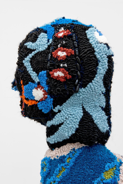 Pretty Lady (Kim), side head, 2020 .jpg