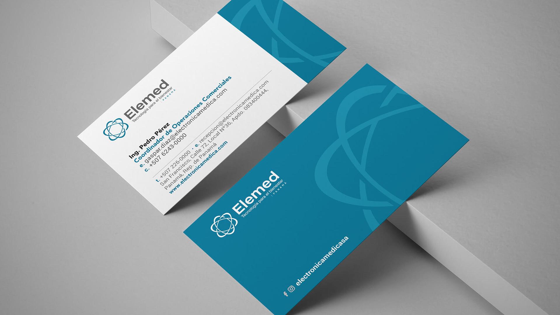 Elemed - Branding