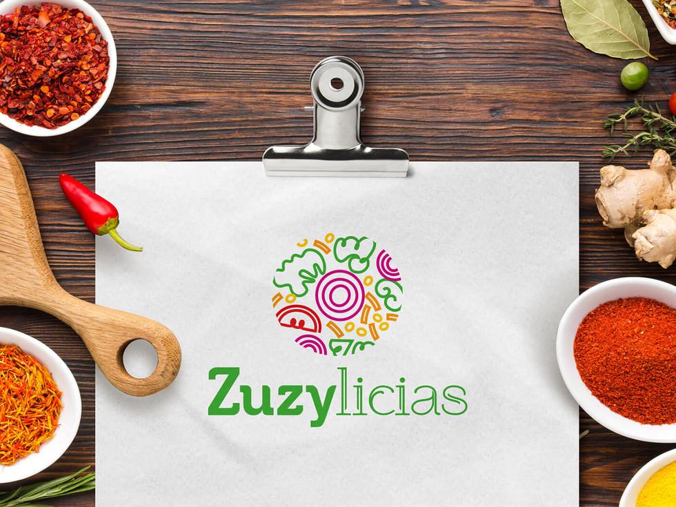 Zuzylicias - Branding