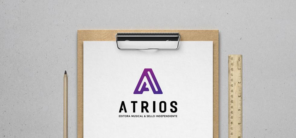 Atrios - Branding