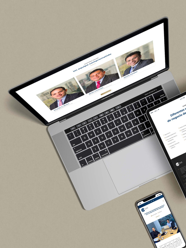 RC Tax Consulting - Web