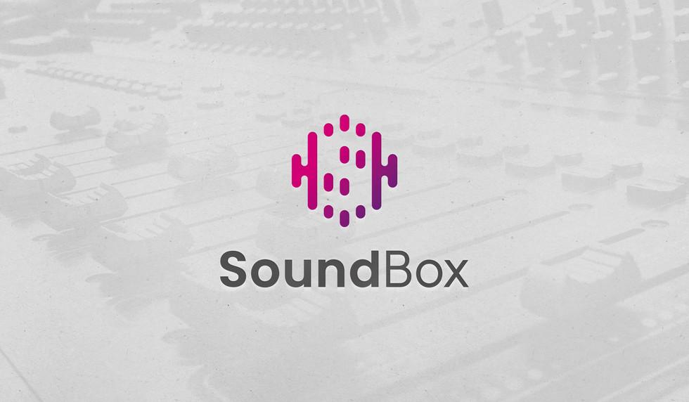 SoundBox - Branding