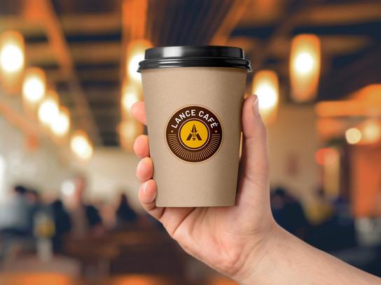 Lance Café - Branding
