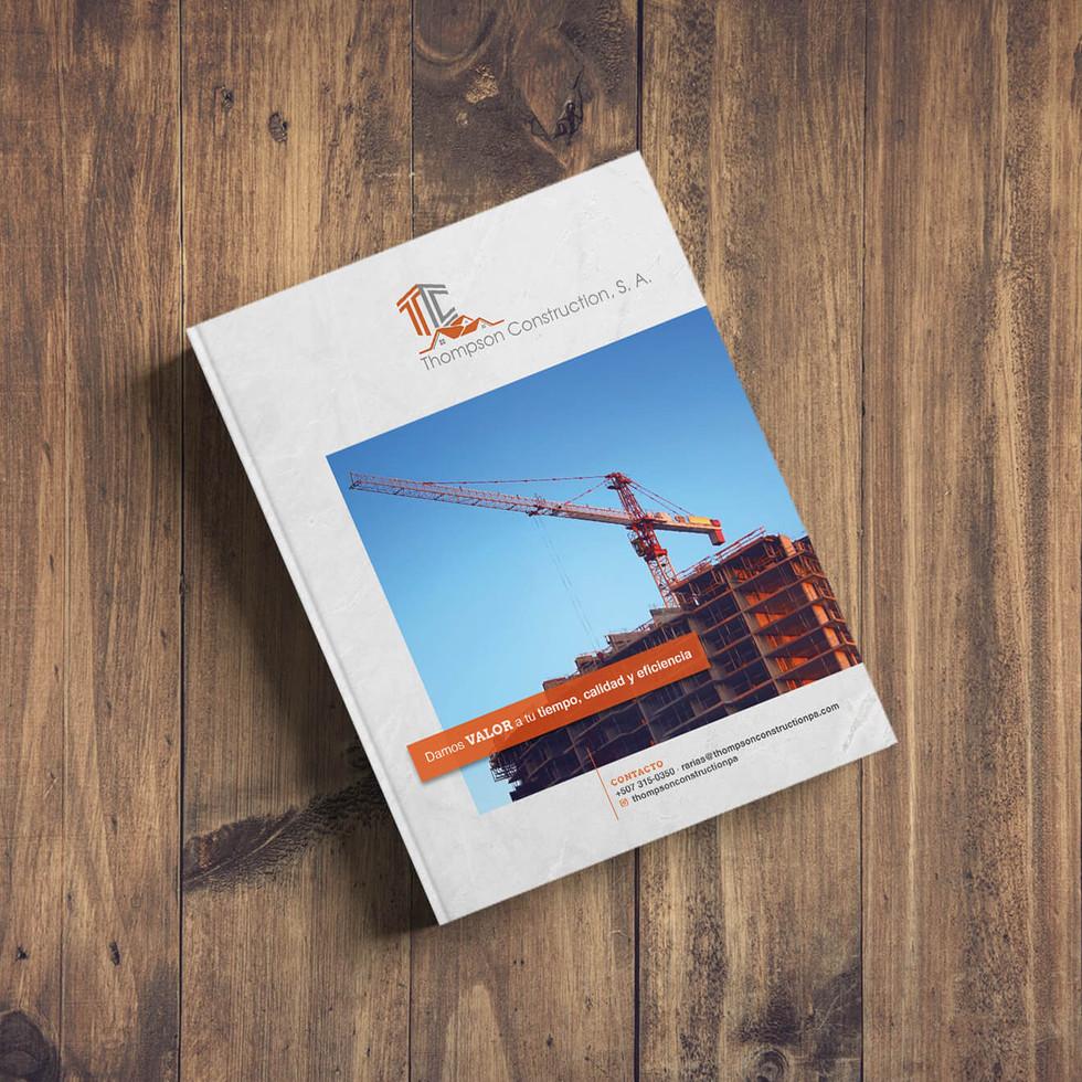 Thompson Construction, S.A. - Catálogo