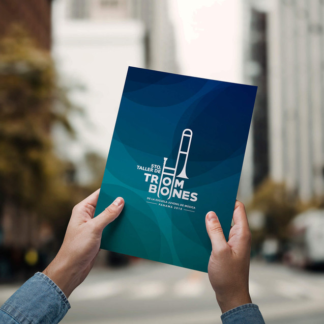 Taller de Trombones - Kit Gráfico