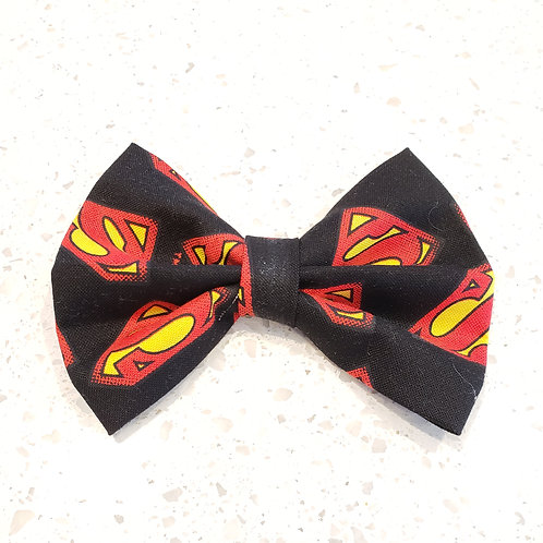 "Handmade ""Superman"" Bowtie"