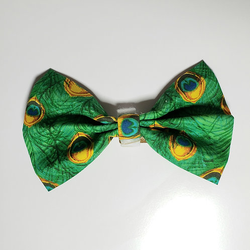 "Handmade ""Tail Feathers"" Bowtie"