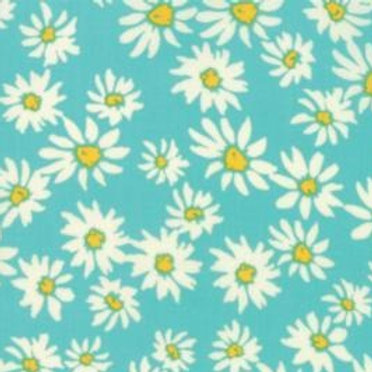 """Daisies For Days"" Reversible Over-the-Collar Bandana"