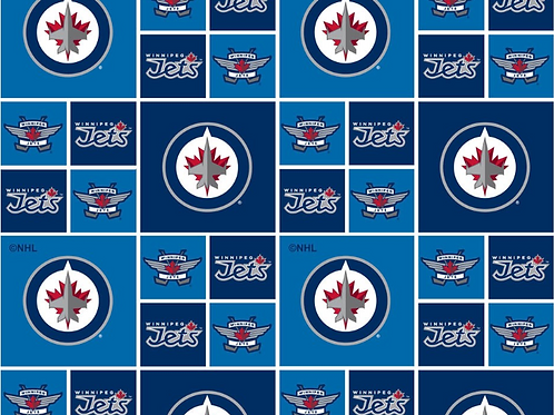 """Winnipeg Jets"" Over-the-Collar Bandana"