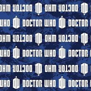 """The 13th Doctor"" Over-the-Collar Bandana"