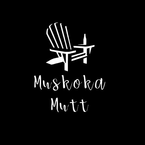 """Muskoka Mutt"" Reversible Over-the-Collar Bandana"