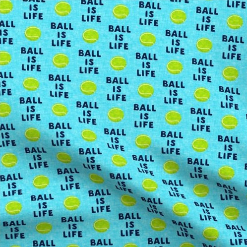 """""""Ball is Life"""" Over-the-Collar Bandana"""