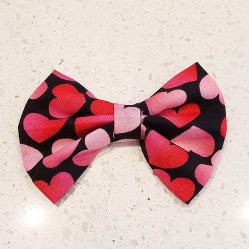"Handmade ""Heartthrob"" Bowtie"