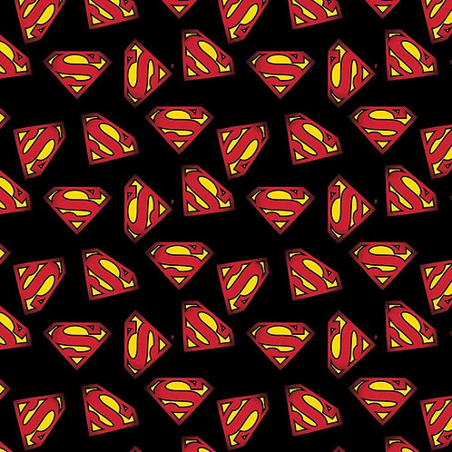"""Superman"" Over-the-Collar Bandana"