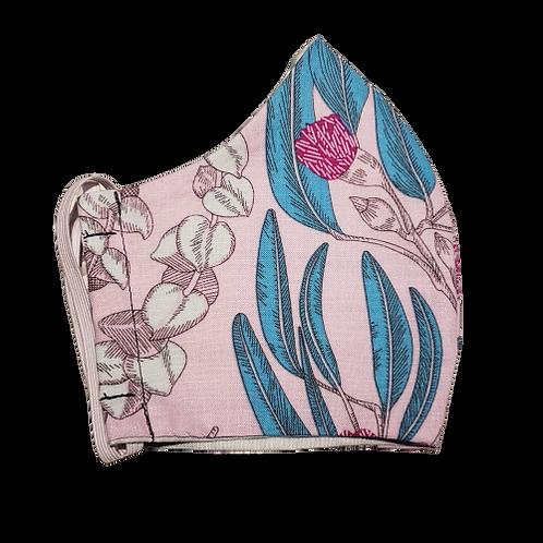 Floral Themed Handmade Masks