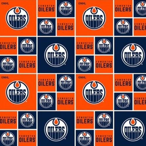 """Edmonton Oilers"" Over-the-Collar Bandana"