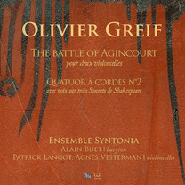 O. Greif - The Battle of Agincourt