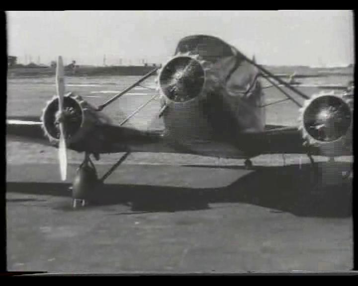 Stinson Plane