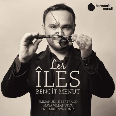 B. Menut - Les ÎLES