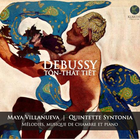 Debussy & Tôn-Thât Tiêt - Musique de cha