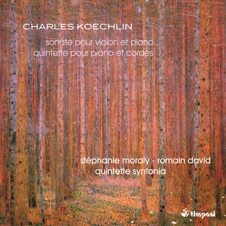 Ch. Koechlin - Sonate, quintette