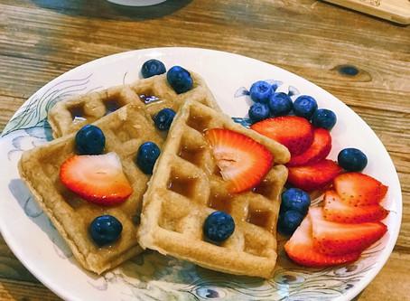 Waffles Today Waffles Tomorrow