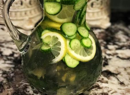 Nutrient Water Elixir
